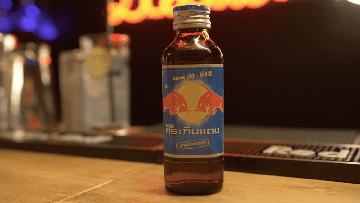 Krating Daeng la red bull originale